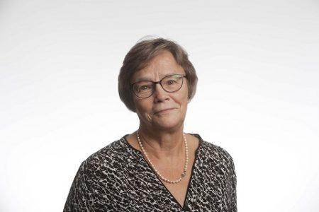Else B. Hansen, Sektionsformand i Faglige Seniorer Vestsjælland