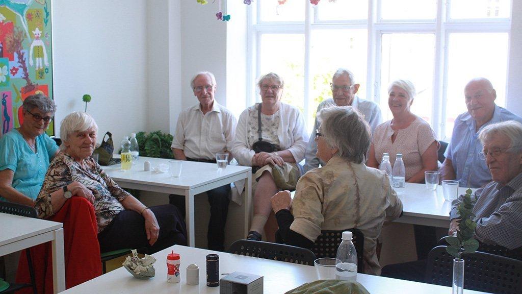 Hygge i Kvartershuset i Sydhavnen. Foto. Stine Falkenberg Kehler
