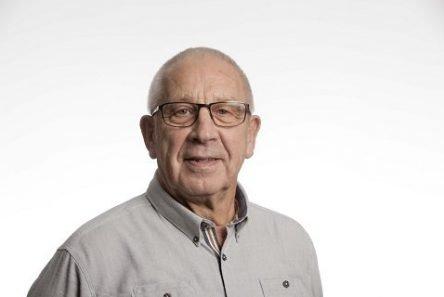 Knud Erik Rasmussen, sektionsformand i Faglige Seniorer Storstrøm