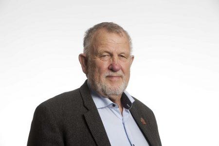 Per Nilsson. Sektionsformand i Faglige Seniorer Storkøbenhavn