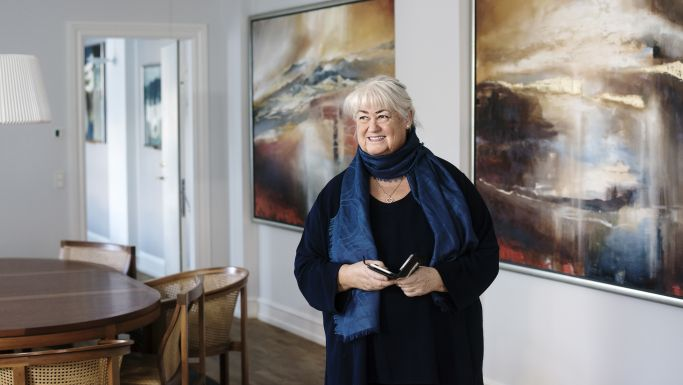Thyra Frank, Liberal Alliance, Ældreminister. Foto: Les Kaner