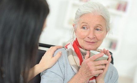 Mangel på D-vitamin hos seniorer