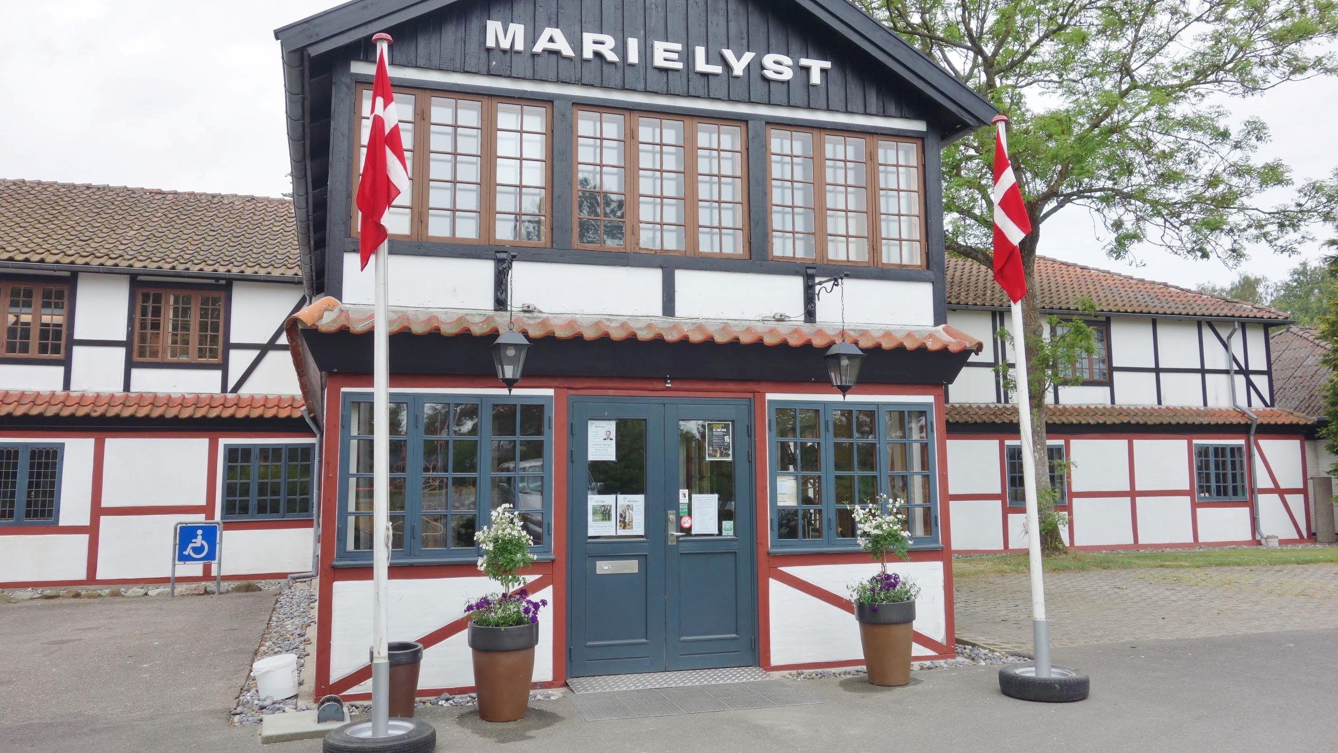 Højskolen Marienlyst hvor du kan få rabat med Faglige Seniorer