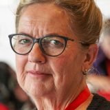 Mette Kindberg, næstformand Faglige Seniorer