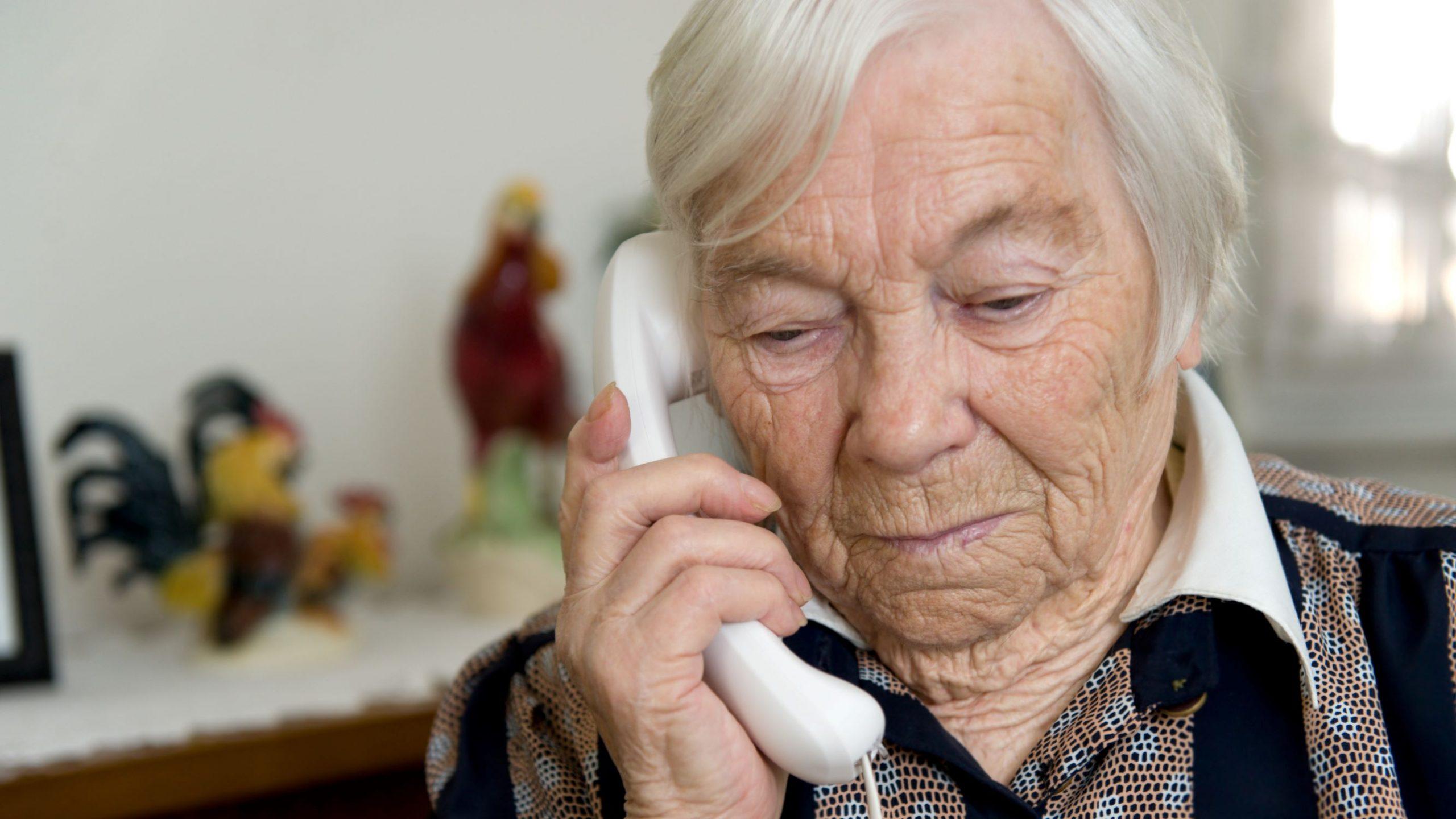 Advarsel fra politiet: Pas på fupopkald om din pension