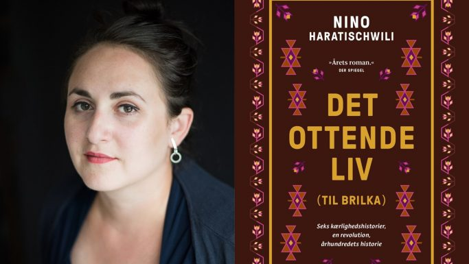 Bogen Det ottende liv og forfatteren Nino Haratischwili