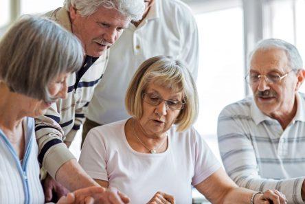 Ældreråd: forskel fra kommune til kommune