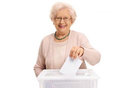 Forberedelse til ældrerådsvalg