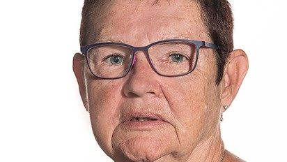 Dorit Dahl, Bornholms ældreråd