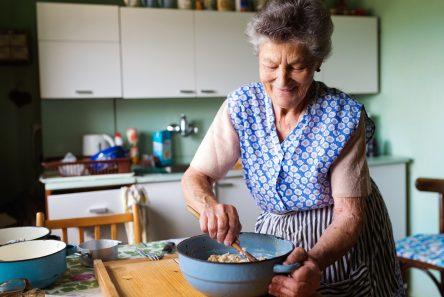 mormor mad fedt smag