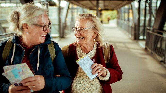 seniorer rejser billigt med rejsepas