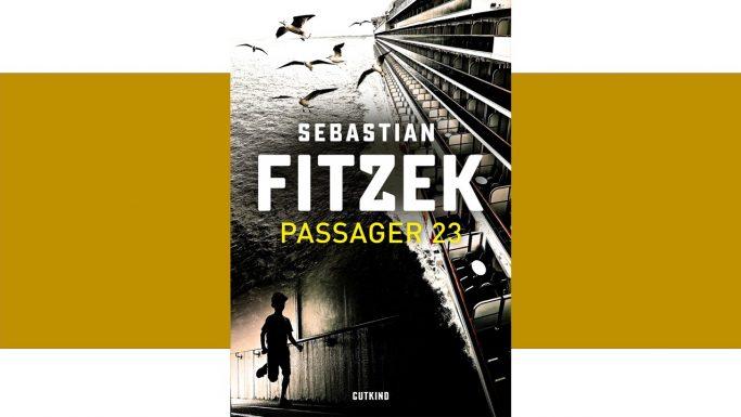 forsiden af Sebastian Fitzeks bog Passager 23