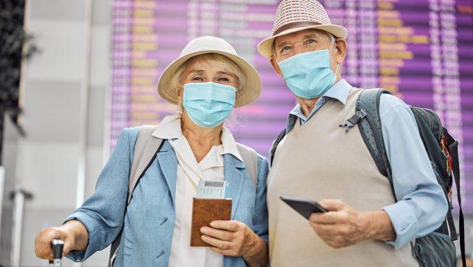 seniorer rejser på ferie