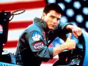 Tom Cruise top gun
