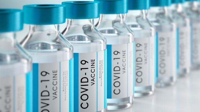 mange vaccineret