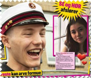 Prins Felix SE og HØR ny kæreste