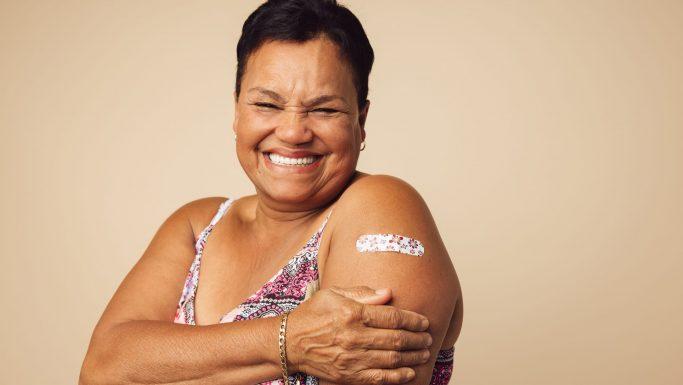 færre allergiske reaktioner efter vaccine