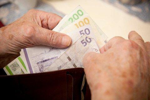 Fakta om folkepension fra Faglige Seniorer
