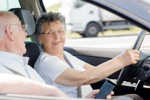 Gode råd om transport for pensionister i Seniorhåndbogen